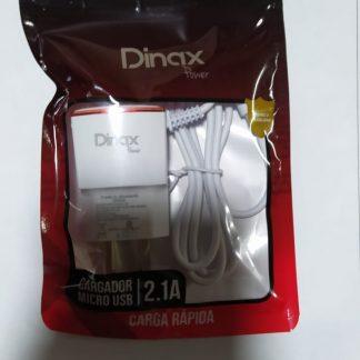 cable micro usb dinax en cajita 4.2 am