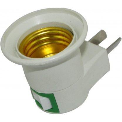 adaptador portalamparas para focos